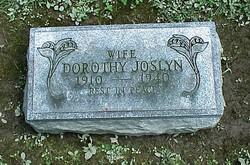 Dorothy Joslyn