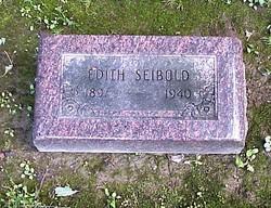 Edith Belle <I>Hammond</I> Seibold