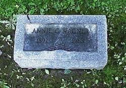 Annie C. <I>Romberger</I> Wagner