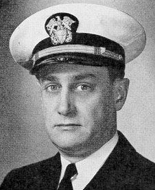 CDR Arthur Murray Preston