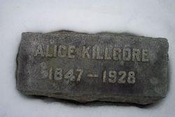Alice Killgore