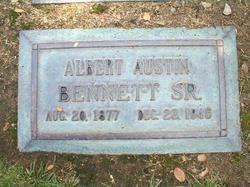 Albert Austin Bennett, Sr