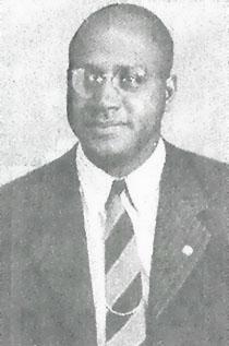 Rev Earl. L. Laster