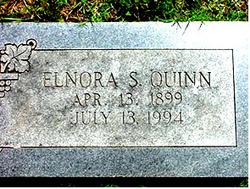 Elnora <I>Sanders</I> Quinn