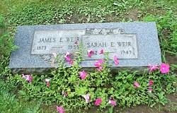 Sarah E. Weir