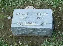 Jessie Lodema <I>Brassington</I> Holly