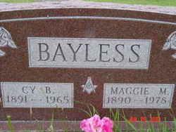 Maggie M Bayless