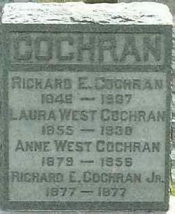 Anne West Cochran