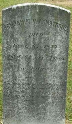 Benjamin V. Armstrong