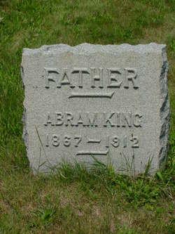 Abram King