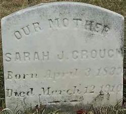 Sarah J. Crouch