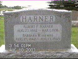 Albert F. Harner