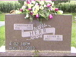 Christian H. Herr