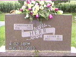 Esther H. Herr
