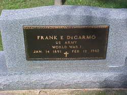 Frank Ellis DeGarmo