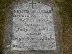 Elizabeth <I>Smith</I> Beeman
