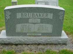 Emma D <I>Sharpe</I> Brubaker