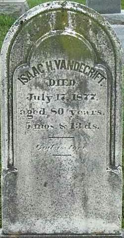 Isaac Hyatt Vandegrift