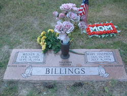Mary Josephine <I>Bennett</I> Billings