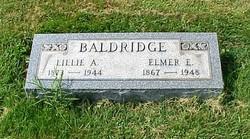 Lillie Adelia <I>Showalter</I> Baldridge