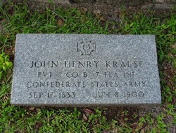John Henry Krause