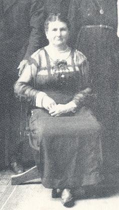 Marta Greta <I>Larsson</I> Nordenstrom
