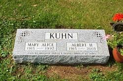 Mary Alice <I>Broker</I> Kuhn