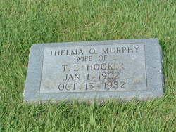 Thelma Oneda <I>Murphy</I> Hooker