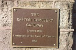 Easton Cemetery