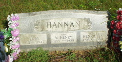 Welcome Henry Hannan