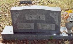 "William Fred ""Willie"" Gamble"