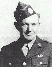 PFC Harold M Bingham