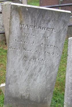 Margaret <I> Foote</I> Avery