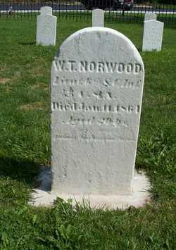 Lieut William T Norwood