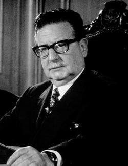 Salvador Guillermo Allende