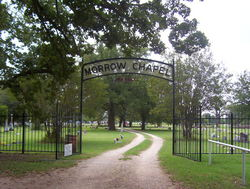 Morrow Chapel Cemetery
