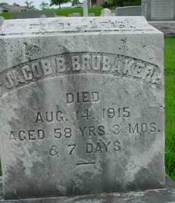 Jacob B Brubaker