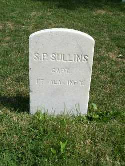 Capt Stephen P Sullins