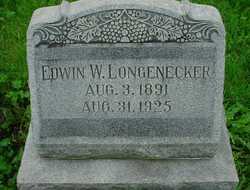 Edwin W Longenecker
