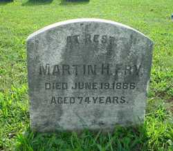 Martin H Fry