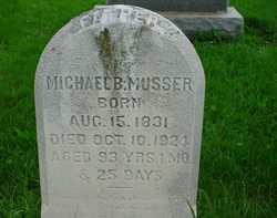 Michael B Musser