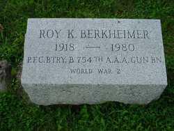 Roy K Berkheimer
