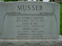 Eli Gotwalt Musser