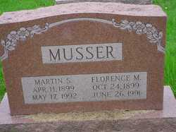 Florence M Musser