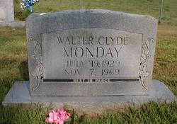 Walter Clyde Monday
