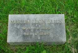 Marion Leon Slick