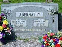 Elihue Richard Abernathy