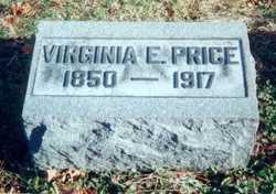 Virginia Elizabeth <I>Kail</I> Price