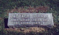 Henry Paddock