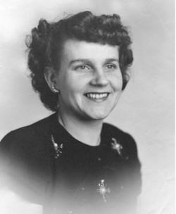 Hazel Mae <I>Lund</I> Cutshall